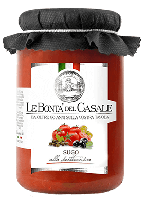 Sugo alla Puttanesca (Olive Sauce) 290gr