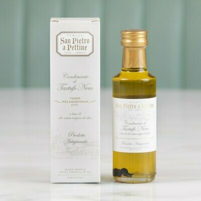 Black Truffle Oil,