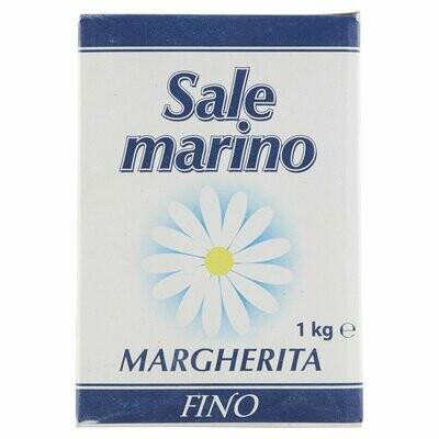 Fine sea salt Margherita