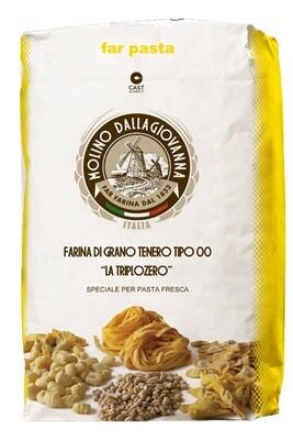 Smooth flour type 00 for pasta