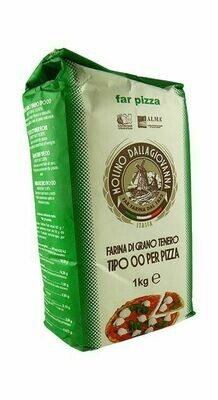 Smooth wheat flour type 00 for Pizza