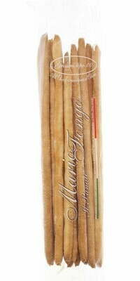 Stretched breadsticks,  traditional flavour
