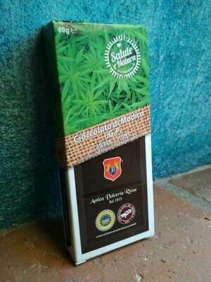 Chocolate Modica IGP Hemp 60g