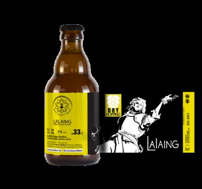 Lalaing Dry Hop - Carton de 12 bouteilles 33cl