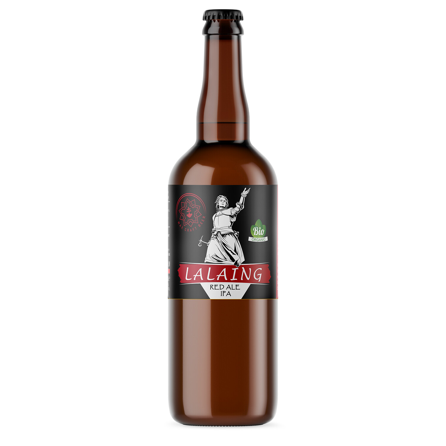 Lalaing Red Ale IPA - bouteille 75cl
