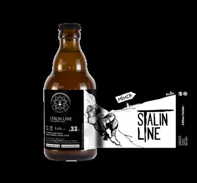 Stalin Line - Carton de 12 bouteilles 33cl