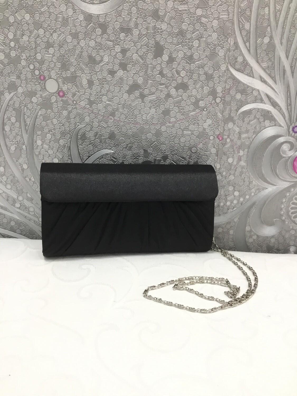 Damenhandtasche in Schwarz
