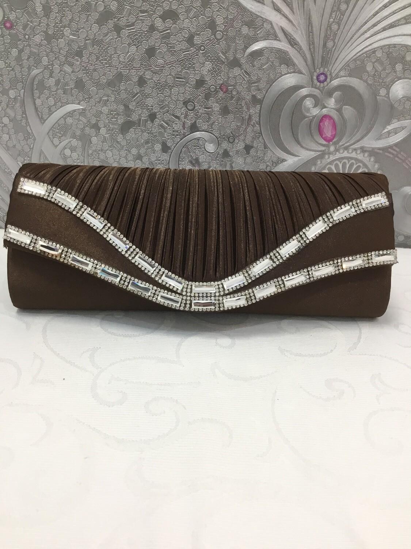 Damenhandtasche in Braun