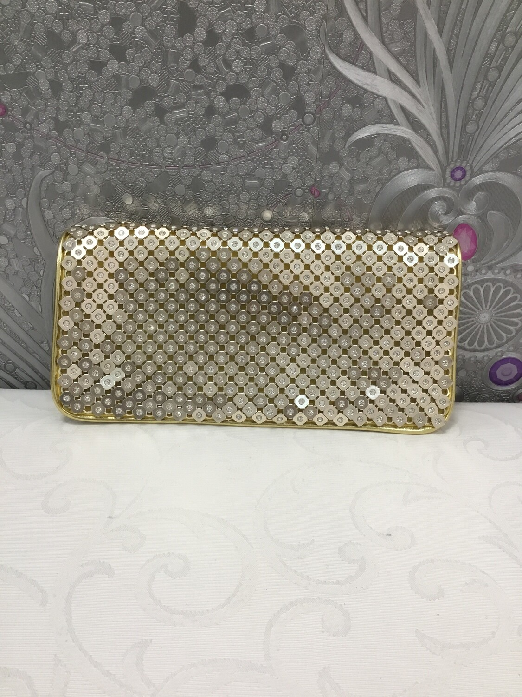 Damenhandtasche in Gold