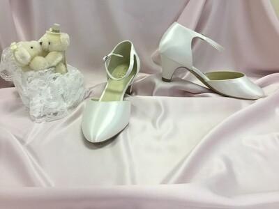 Brautschuh Gina Ivory Gr. 39