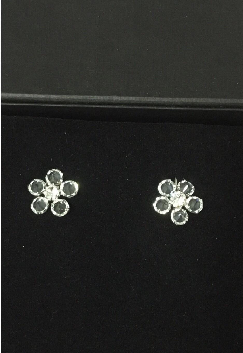 Blüten-Ohrringe