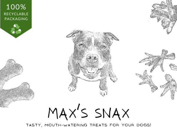 Max's Snax - Doggie Treats