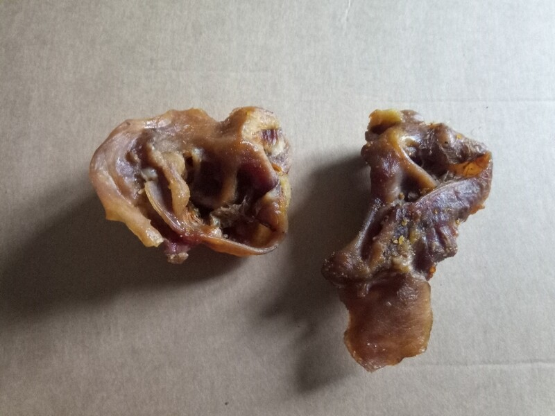 Pig Ear Auricles