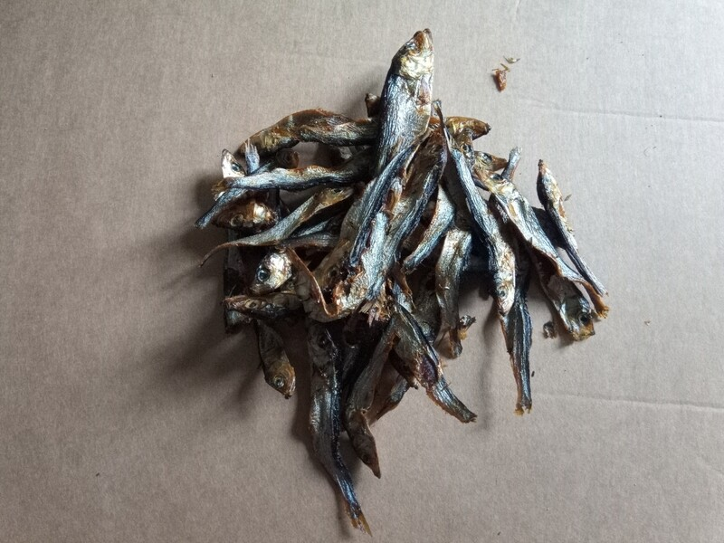 Sprats (40 grams more)