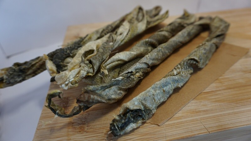 Giant Dried Fish Sticks