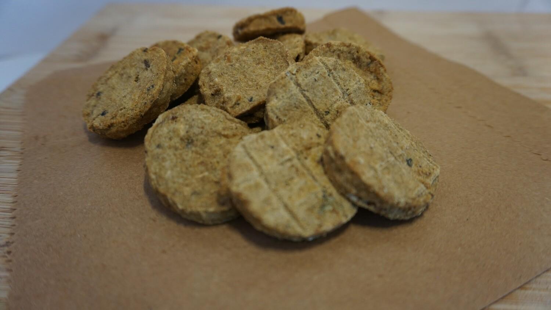 Salmon & Potato Cookies