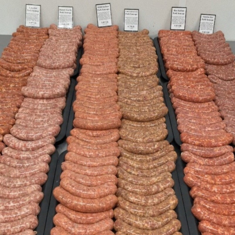 Oktoberfest Dinner Sausage 4 per pack