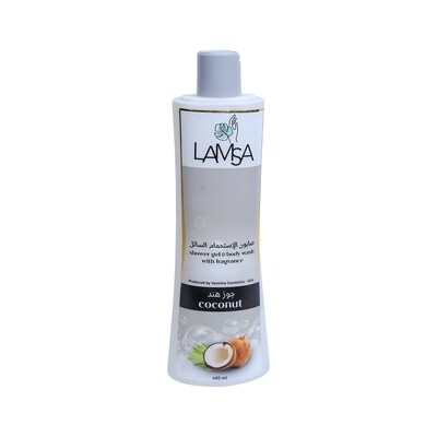 Lamsa Shower Gel Coconut