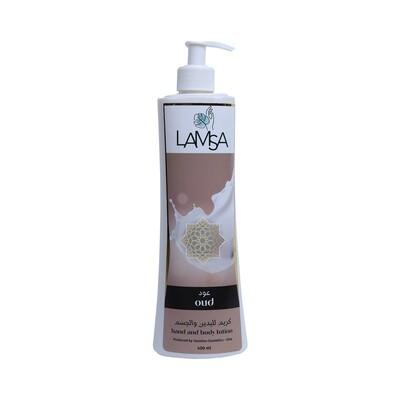 Lamsa Hand & Body Lotion Oud