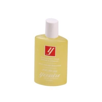Nail Varnish Remover Lemon