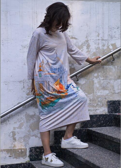"""Платье """"Венеция Горбатова"""""""