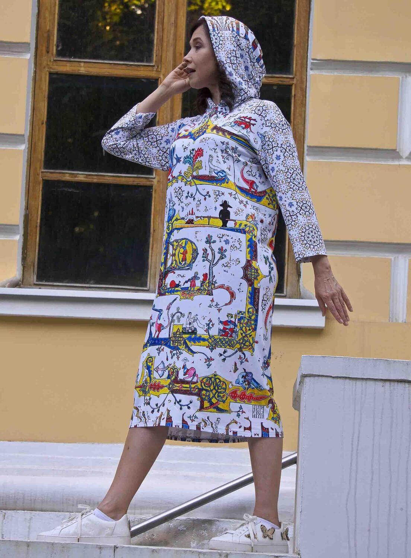 """Платье """"Лабиринт"""""""