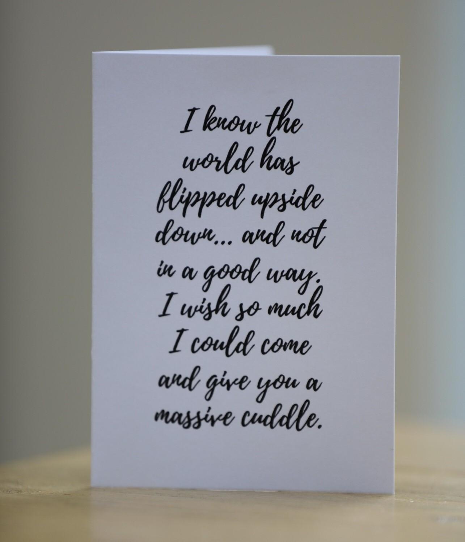 A Card To Send Love In Abundance