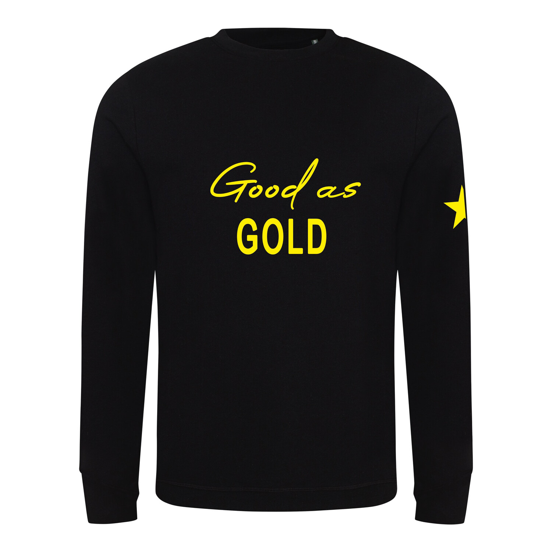 Good As Gold Kids Sweatshirt