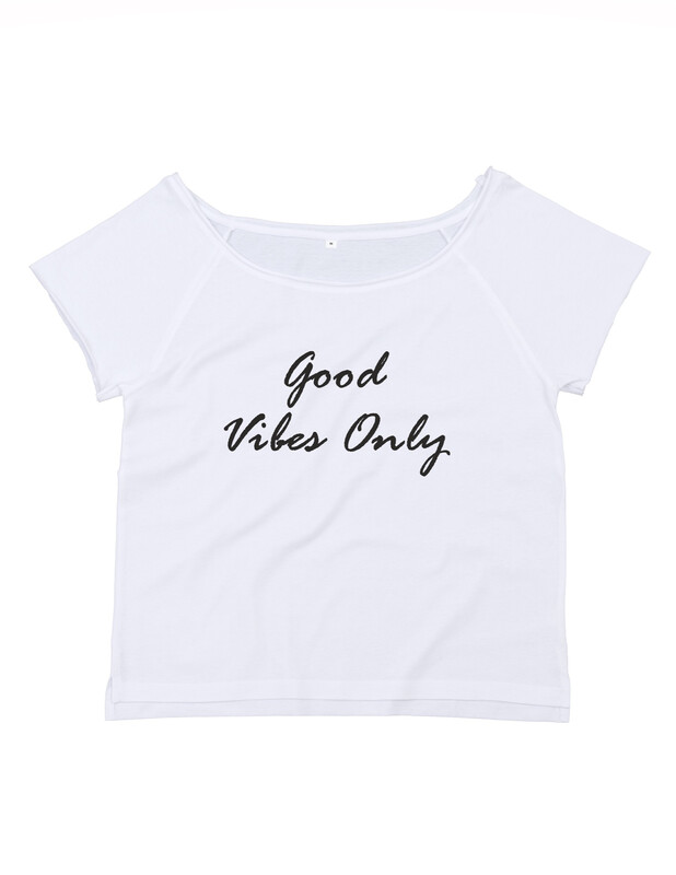 White Yoga T-shirt