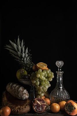 Coupe de fruits à l'ananas
