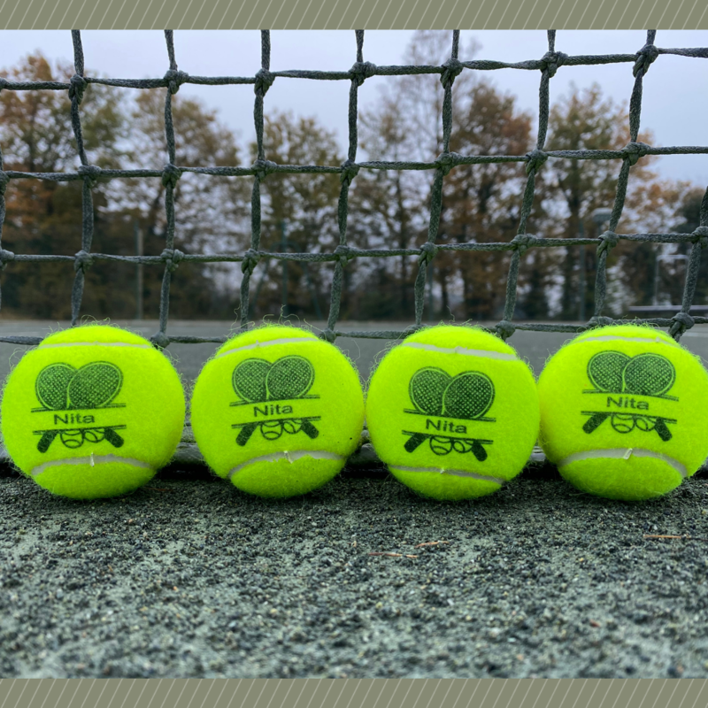 NTB - Personalised PADEL tennis balls - Small design edition
