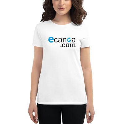 Women's T-Shirt ecanoa.com