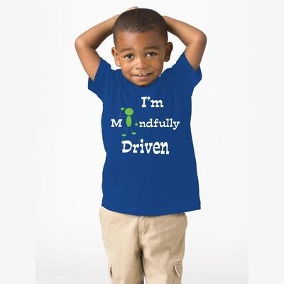 Kid's Wear I'M MINDFULLY DRIVEN