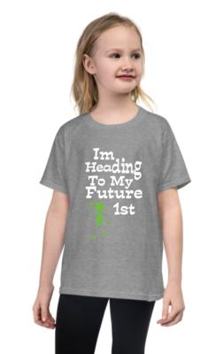 Kid's Wear I'm Heading To My Future 1'st