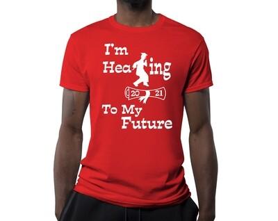 Men's T-Shirt I'M HEADING TO MY FUTURE