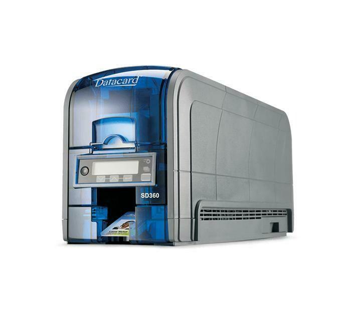 Datacard SD360 Dual-Sided ID Card Printer