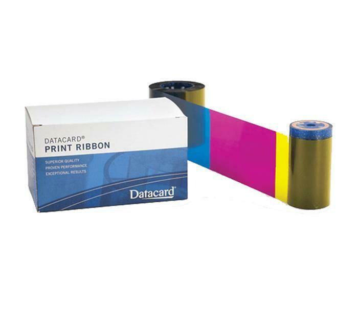 Datacard SD Series YMCKT 500 Print Ribbon