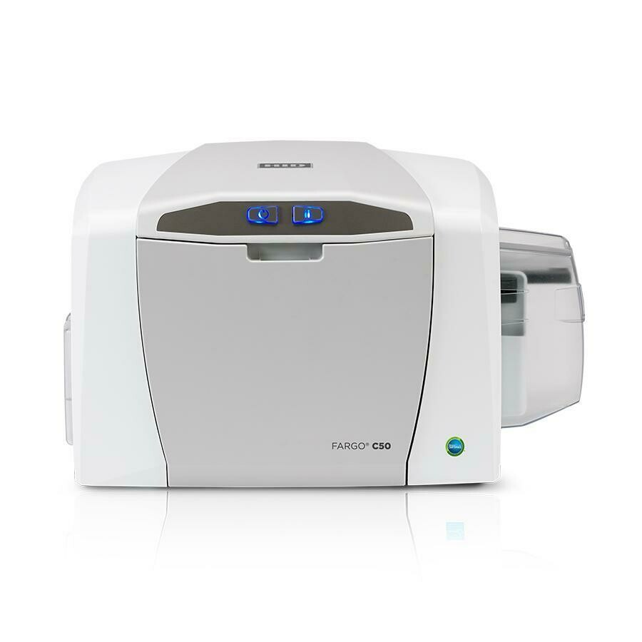 HID FARGO C50 Single-Sided ID Card Printer