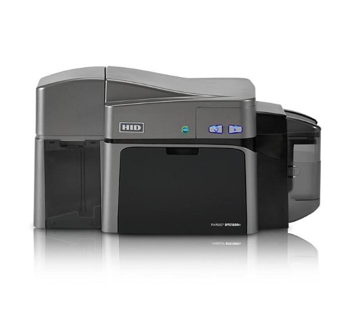 HID FARGO DTC1250 Dual-Sided ID Card Printer