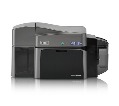 HID FARGO DTC1250 Dual-Sided ID Card Printer