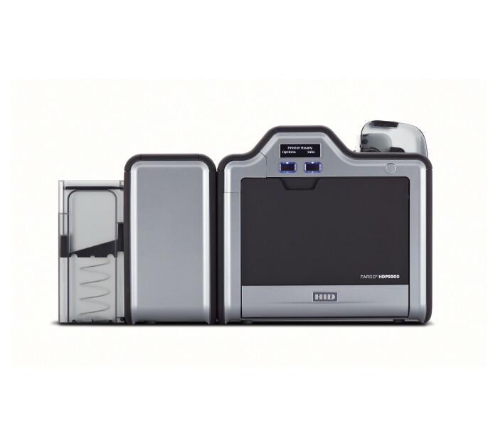 HID FARGO HDP5000 Dual-Sided ID Card Printer