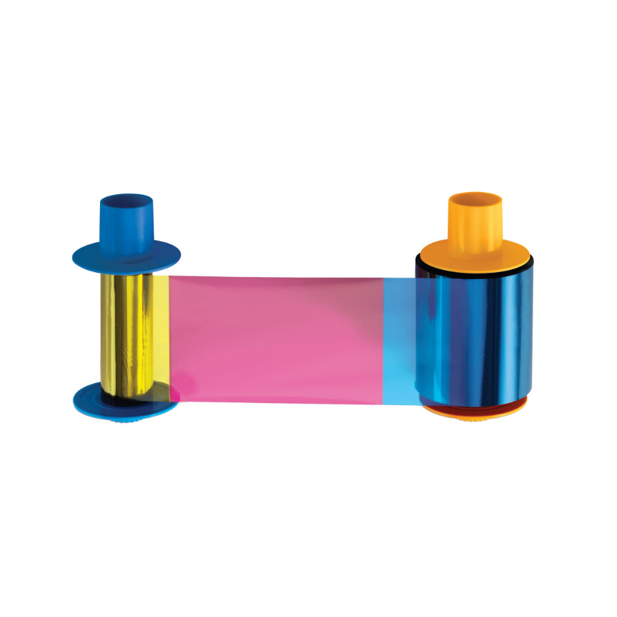 FARGO DTC1500 YMCKO 500 Print Ribbon