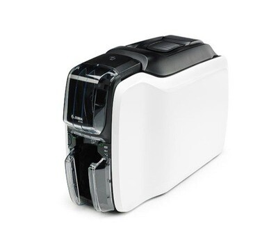 Zebra ZC100 Single-Sided ID Card Printer