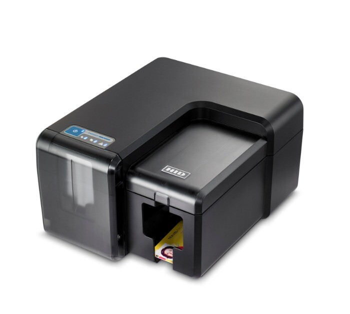 HID FARGO INK1000 Inkjet ID Card Printer