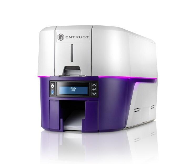Entrust Sigma DS1 Single-Sided ID Card Printer