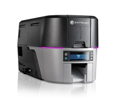 Entrust Sigma DS3 Dual-Sided ID Card Printer