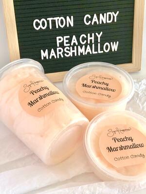 Peachy Marshmallow - 8oz/ 16oz/ 32oz Size