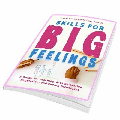 Skills for Big Feelings Paperback Book