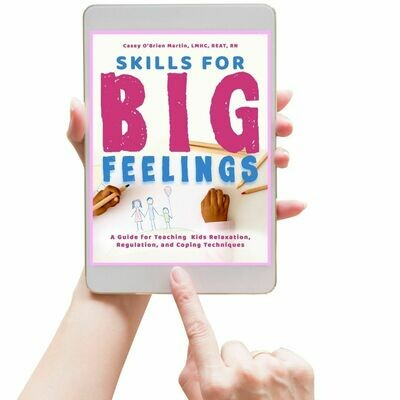 Skills for Big Feelings eBook