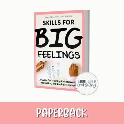 Skills for Big Feelings Paperback edition